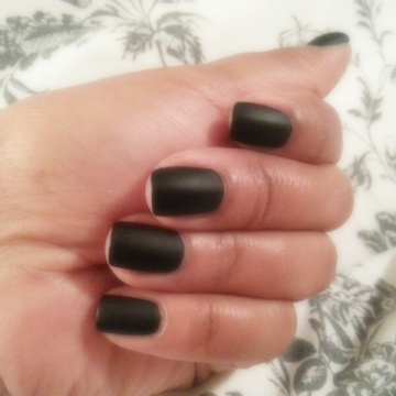 All matte everything...